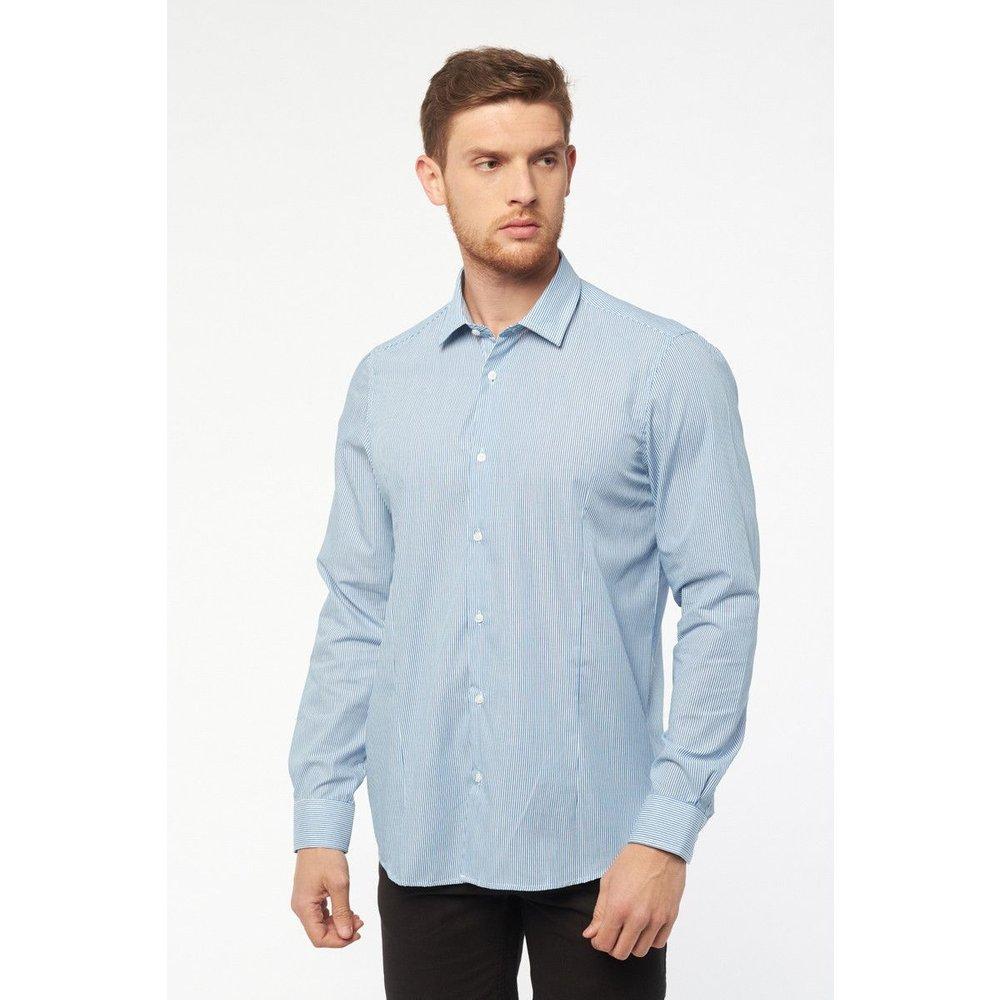 Chemise à fines rayures - BEST MOUNTAIN - Modalova