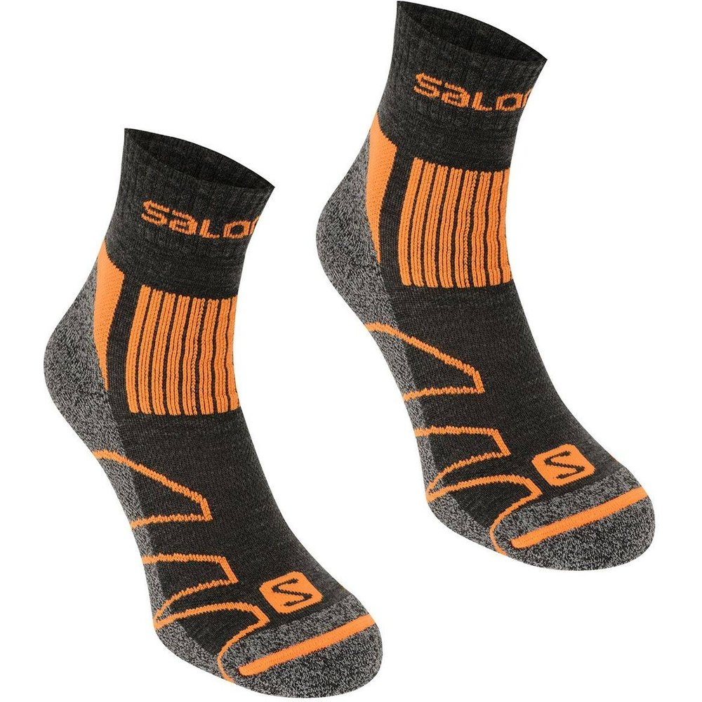 Lot de 2 paires chaussettes de marche - Salomon - Modalova