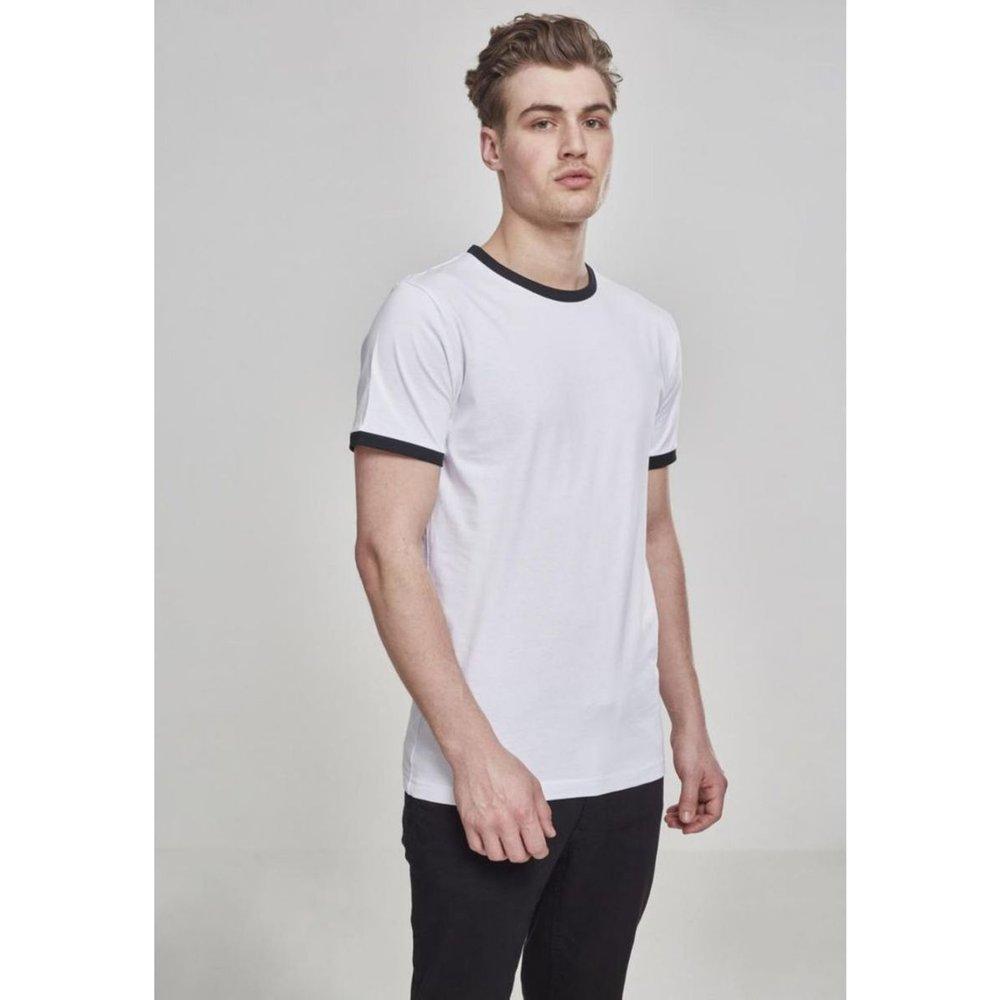 T-shirt à col rond RINGER - URBAN CLASSICS - Modalova