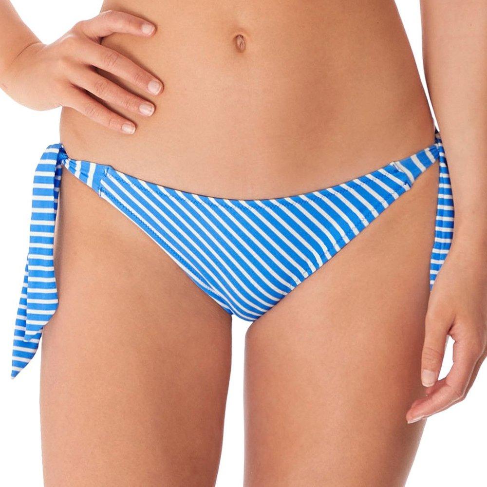 Bas de maillot de bain imprimé rayé Beach hut - FREYA SWIM - Modalova