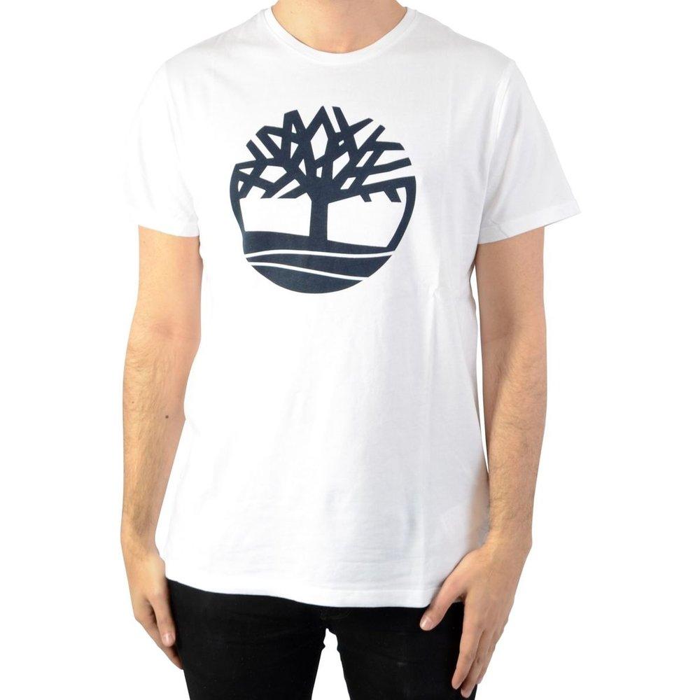 T-shirt Kennebec River Tree - Timberland - Modalova