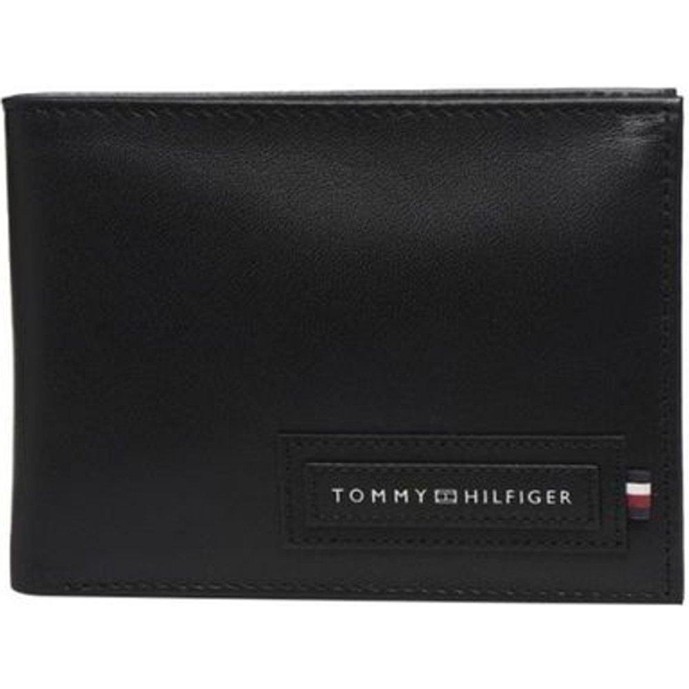 Portefeuille avec patch drapeau - Tommy Hilfiger - Modalova