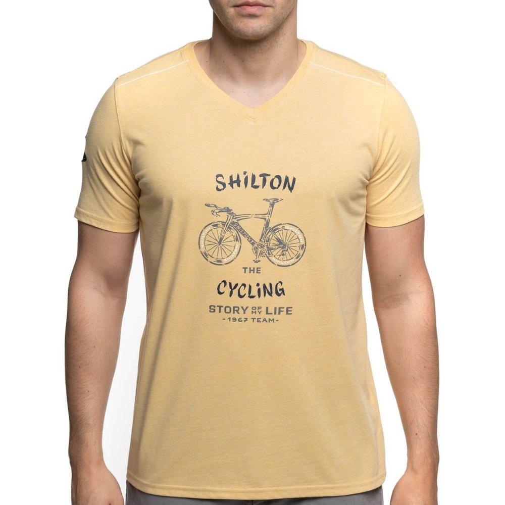 T-shirt manches courtes CYCLING - SHILTON - Modalova