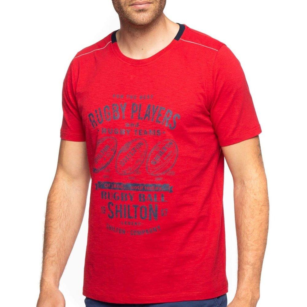 T-shirt rugby players - SHILTON - Modalova