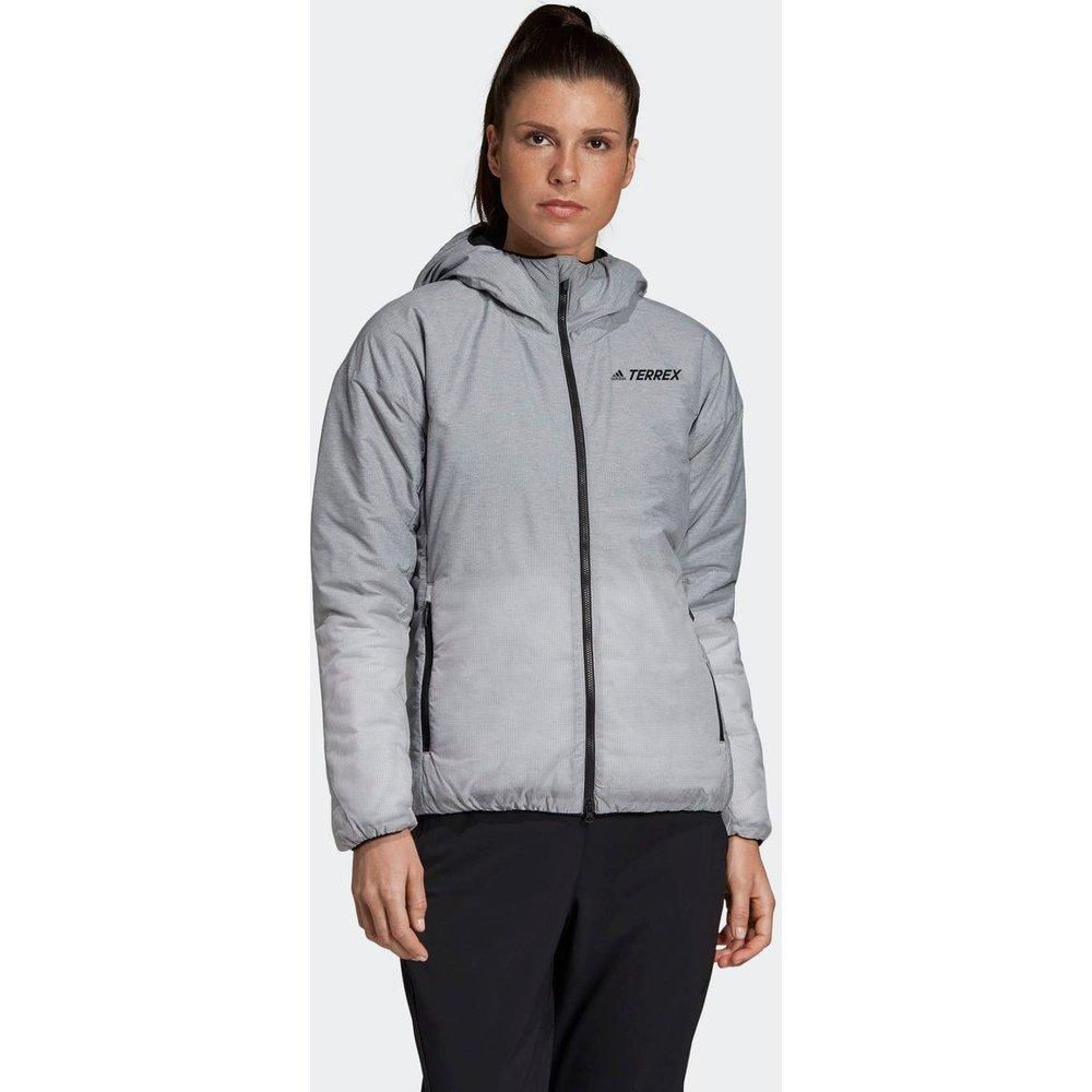 Veste à capuche Terrex Windweave Insulated - adidas performance - Modalova