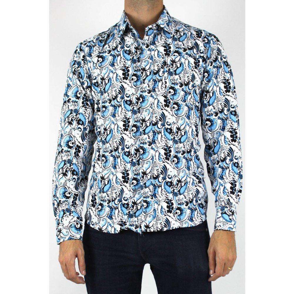 Chemise à motifs - KEBELLO - Modalova