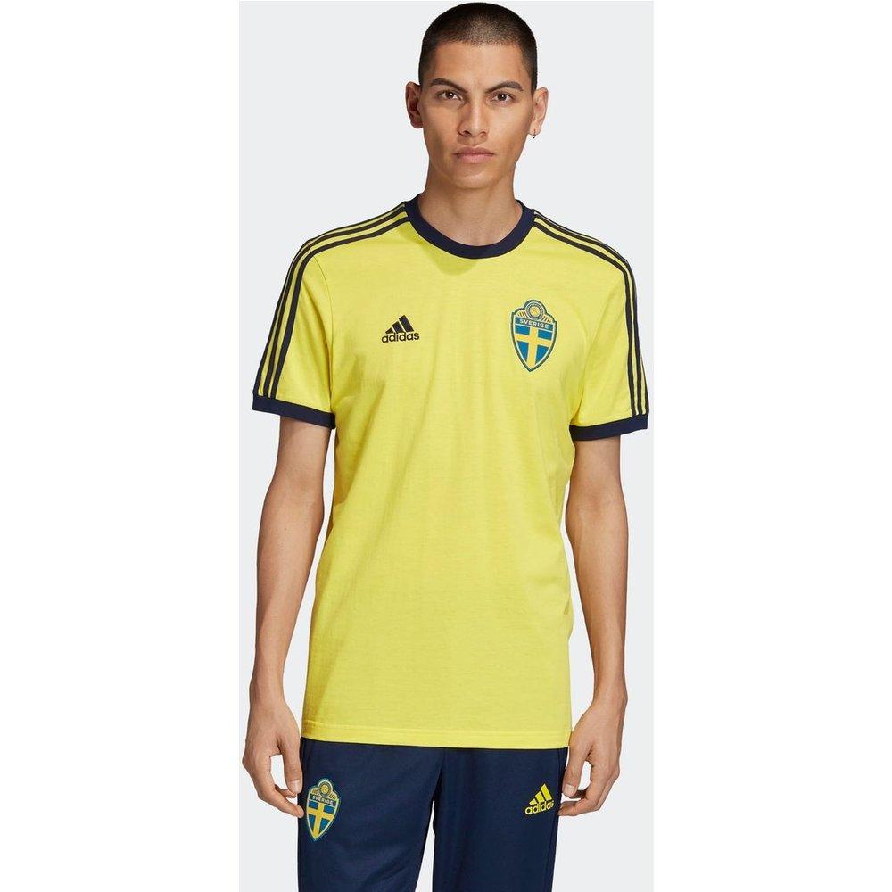 T-shirt Suède 3-Stripes - adidas performance - Modalova