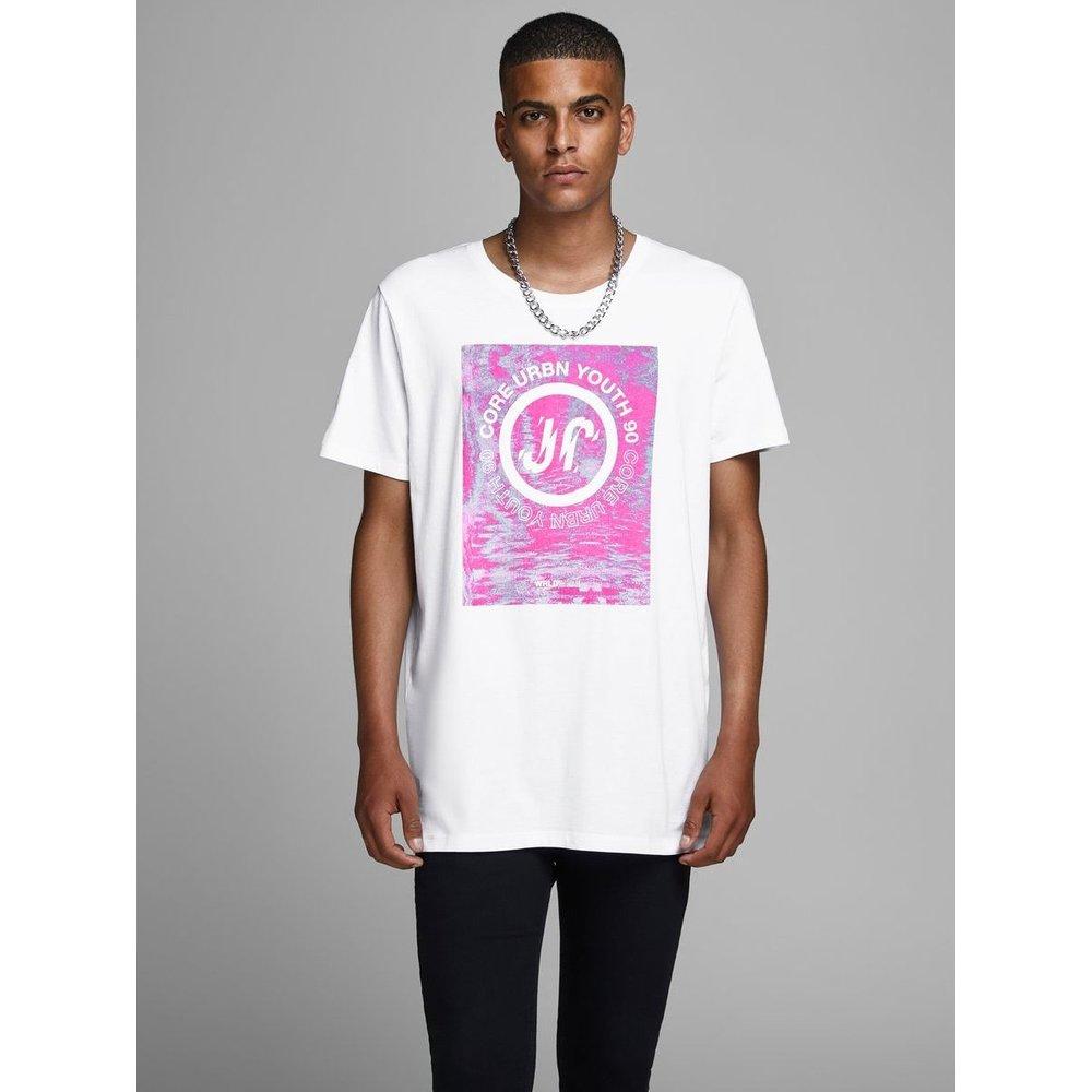 T-Shirt Imprimé carré - jack & jones - Modalova
