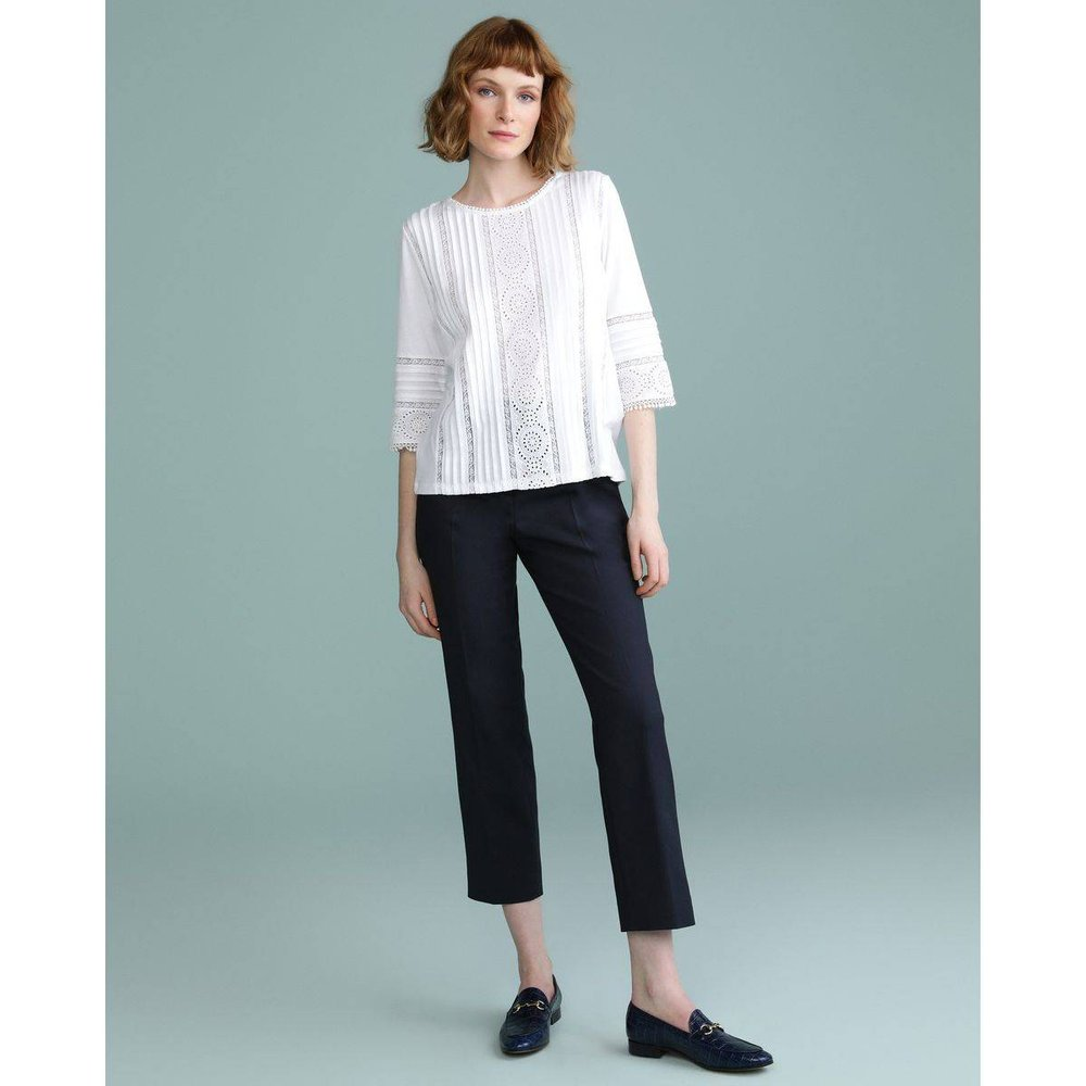 Pantalon droit habillé - TINTORETTO - Modalova