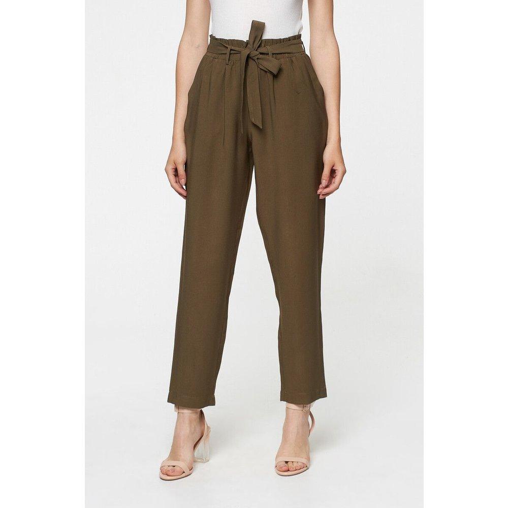 Pantalon large avec ceinture - BEST MOUNTAIN - Modalova