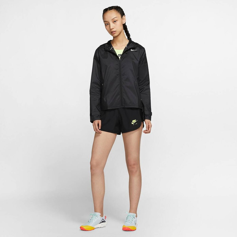 Coupe vent zippé à capuche - Nike - Modalova