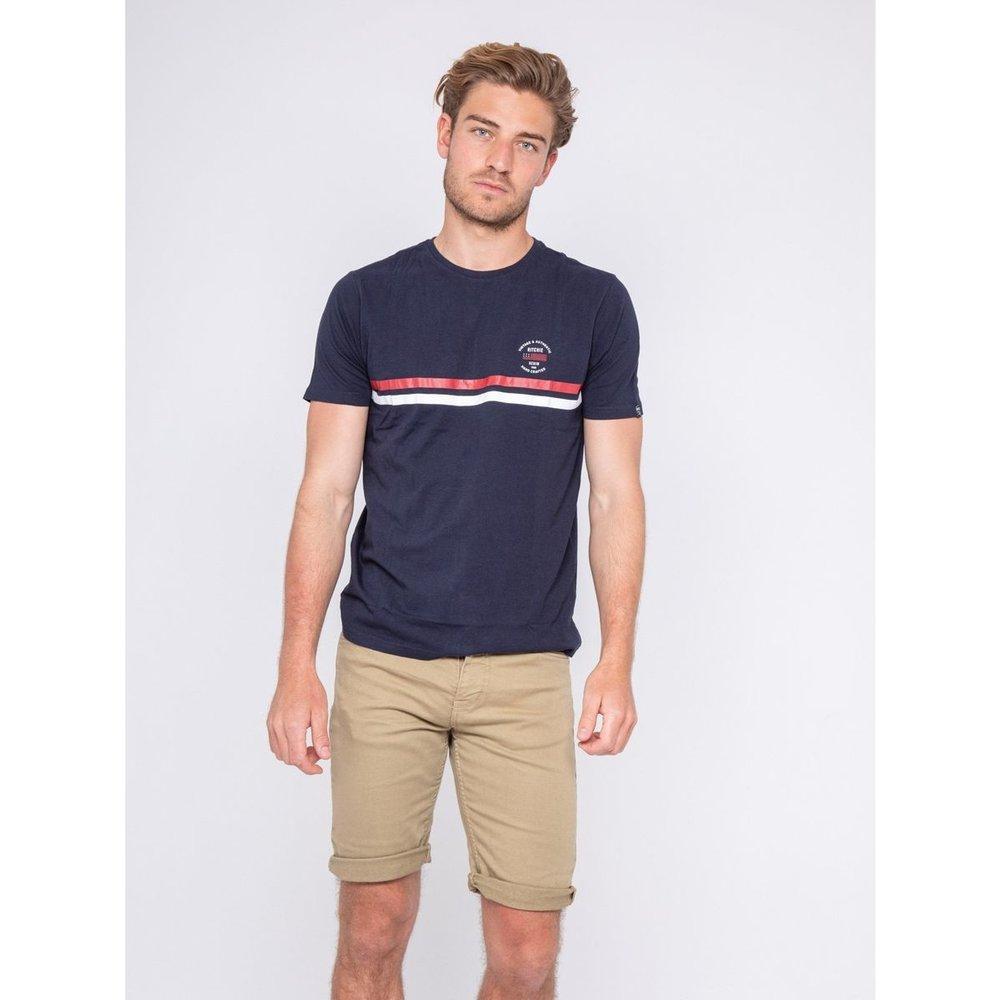 T-shirt Col Rond Pur Coton Niagara - RITCHIE - Modalova