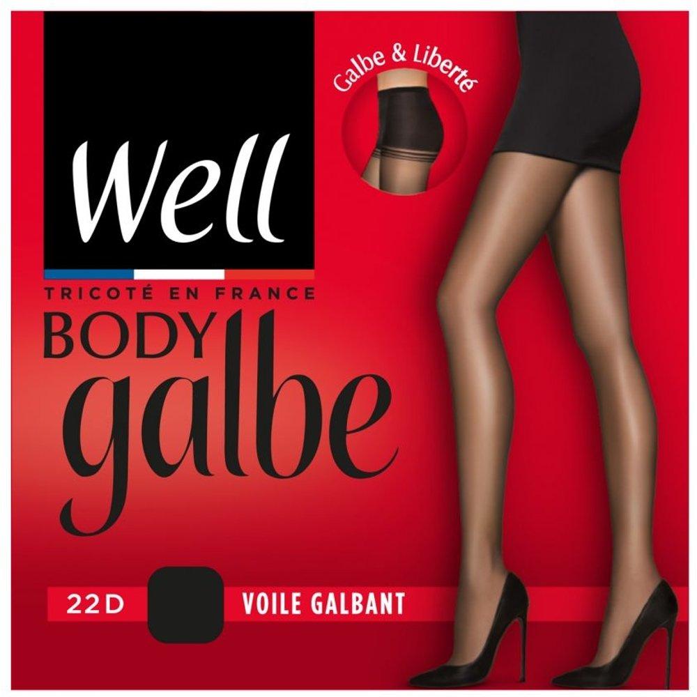 Collant Voile Galbant Body Galbe 22D - WELL - Modalova