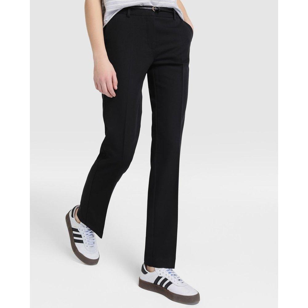 Pantalon habillé avec ceinture - EASY WEAR - Modalova