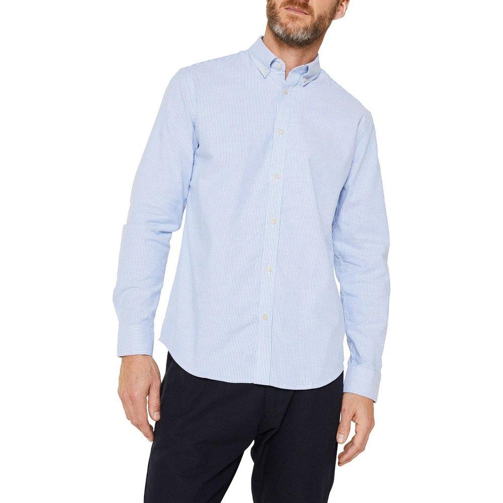 Chemise droite à rayures - Esprit - Modalova