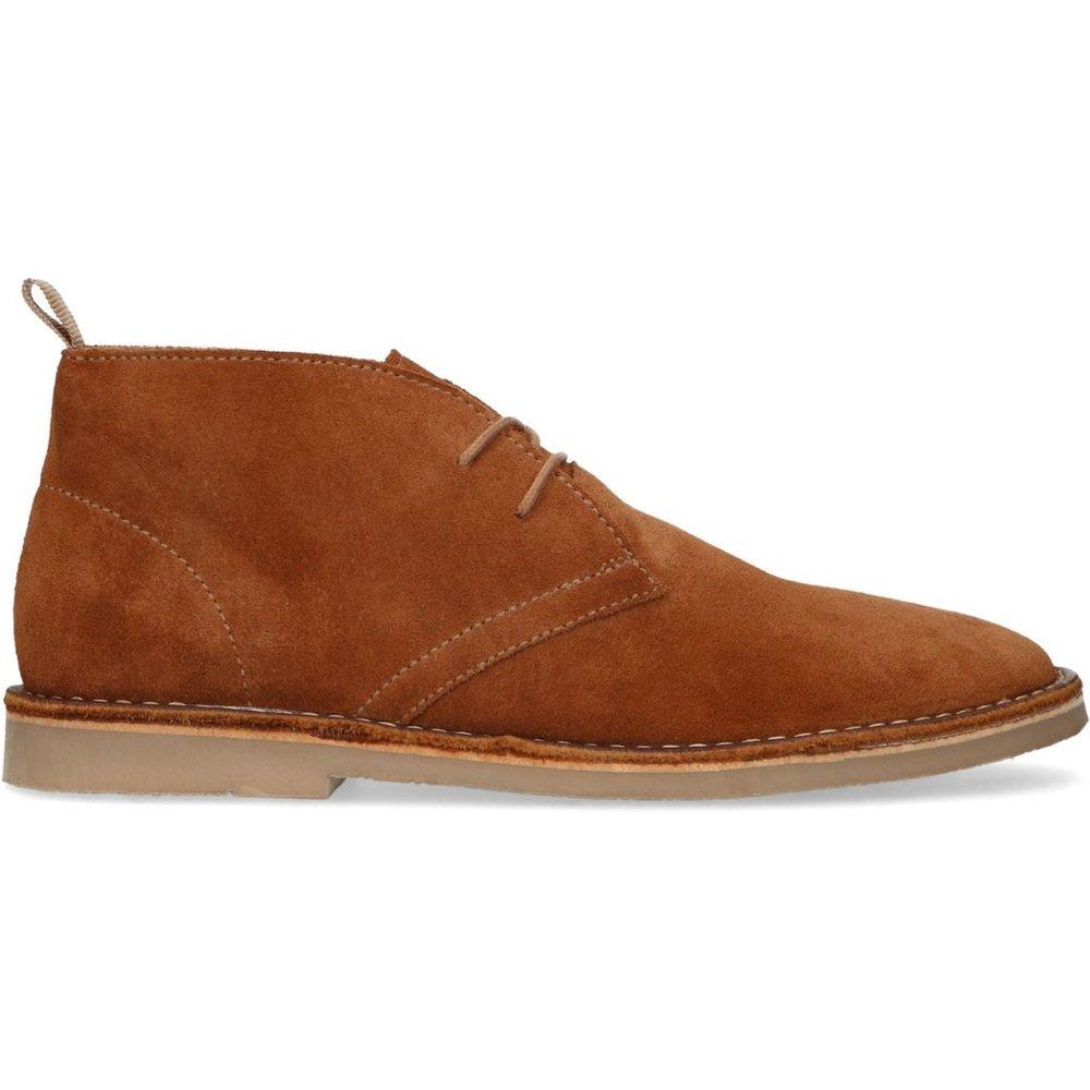 Desert boots en daim - SACHA - Modalova