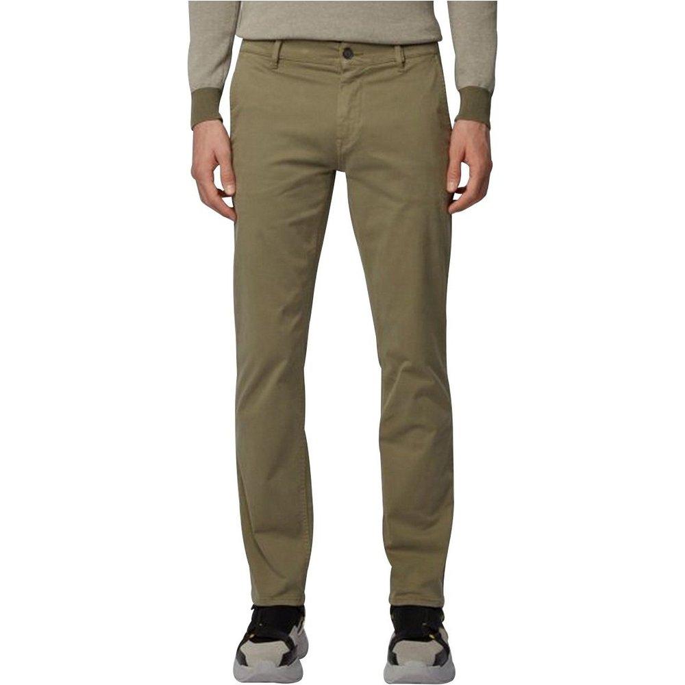 Pantalon chino basic slim stretch SCHINOSLIM D - HUGO BOSS ORANGE - Modalova