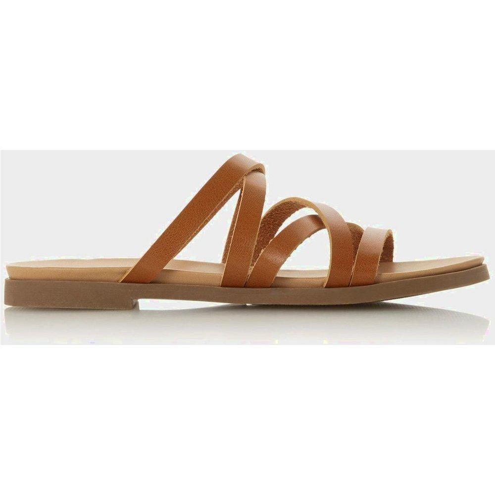 Sandales plates à brides multiples - LORENS - Head Over Heels by Dune - Modalova