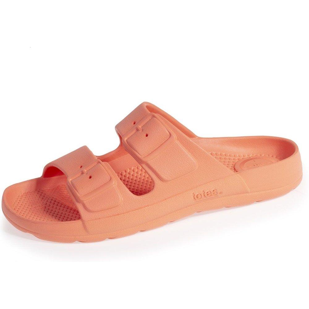 Sandales/Claquettes double boucle - Isotoner - Modalova