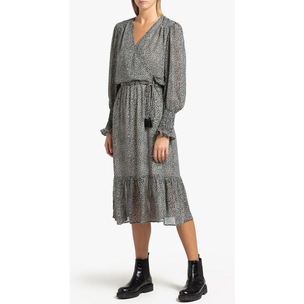 Robe imprimée mi-longue CALIXTE - Suncoo - Modalova