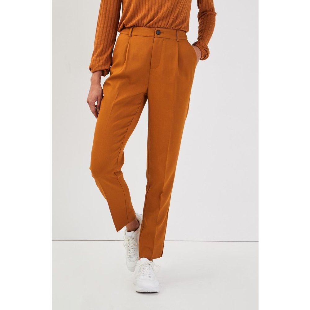 Pantalon city avec pinces - CACHE-CACHE - Modalova