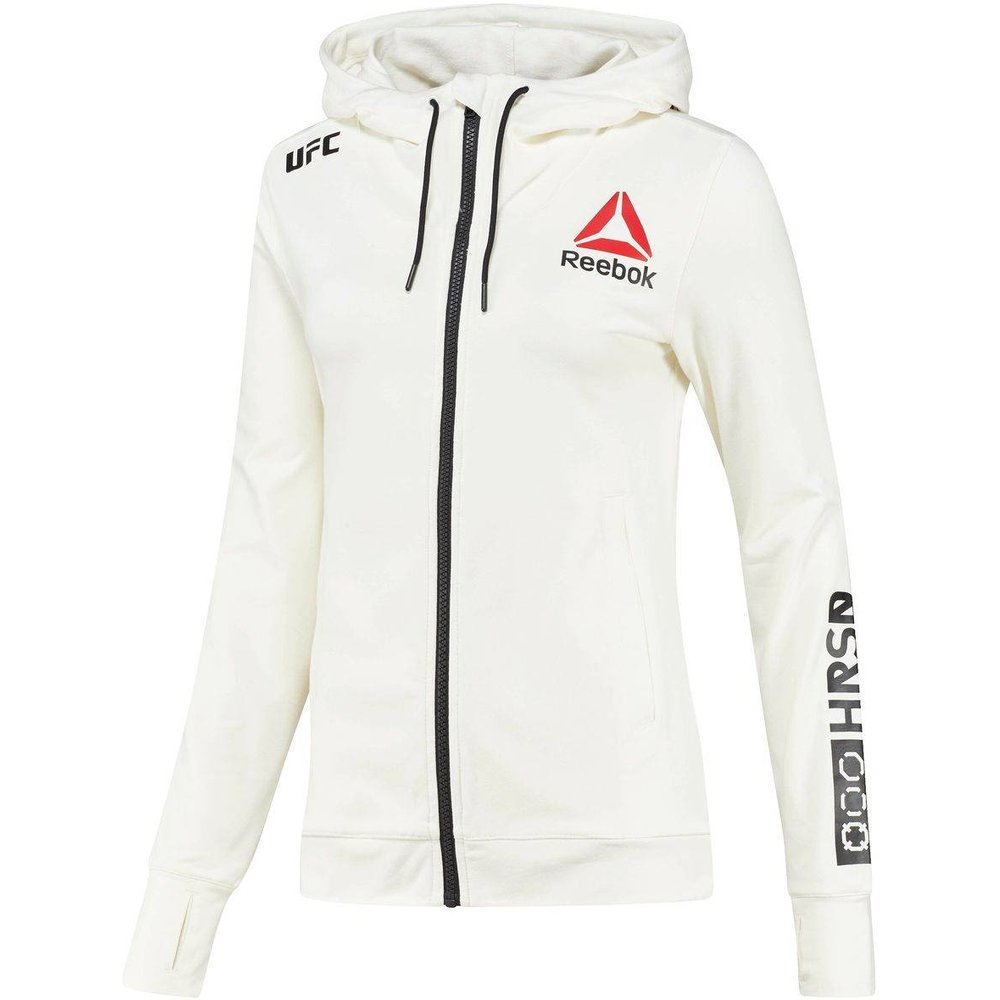 Sweat à capuche UFC Fight Night Blank Walkout - REEBOK SPORT - Modalova