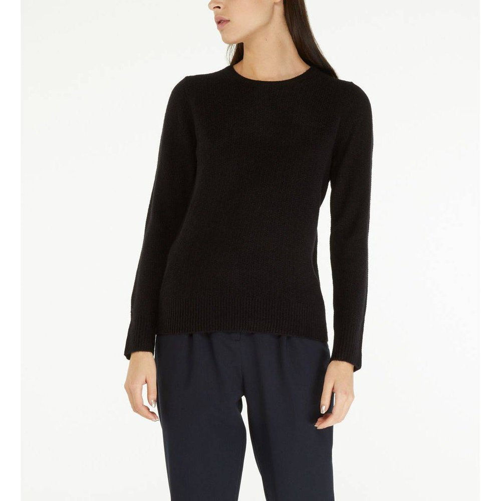 Pull Dan Droit Point Mousse - GALERIES LAFAYETTE - Modalova