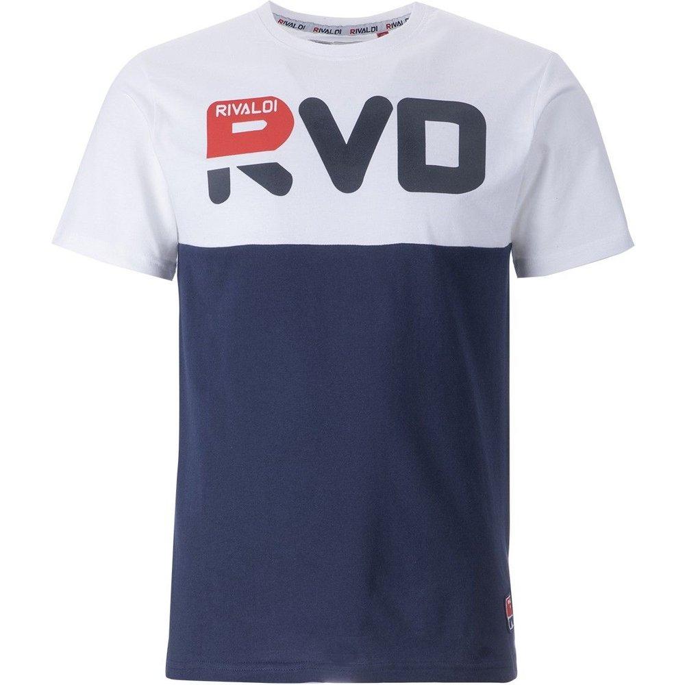 T-Shirts coupe coton Homme - RIVALDI - Modalova