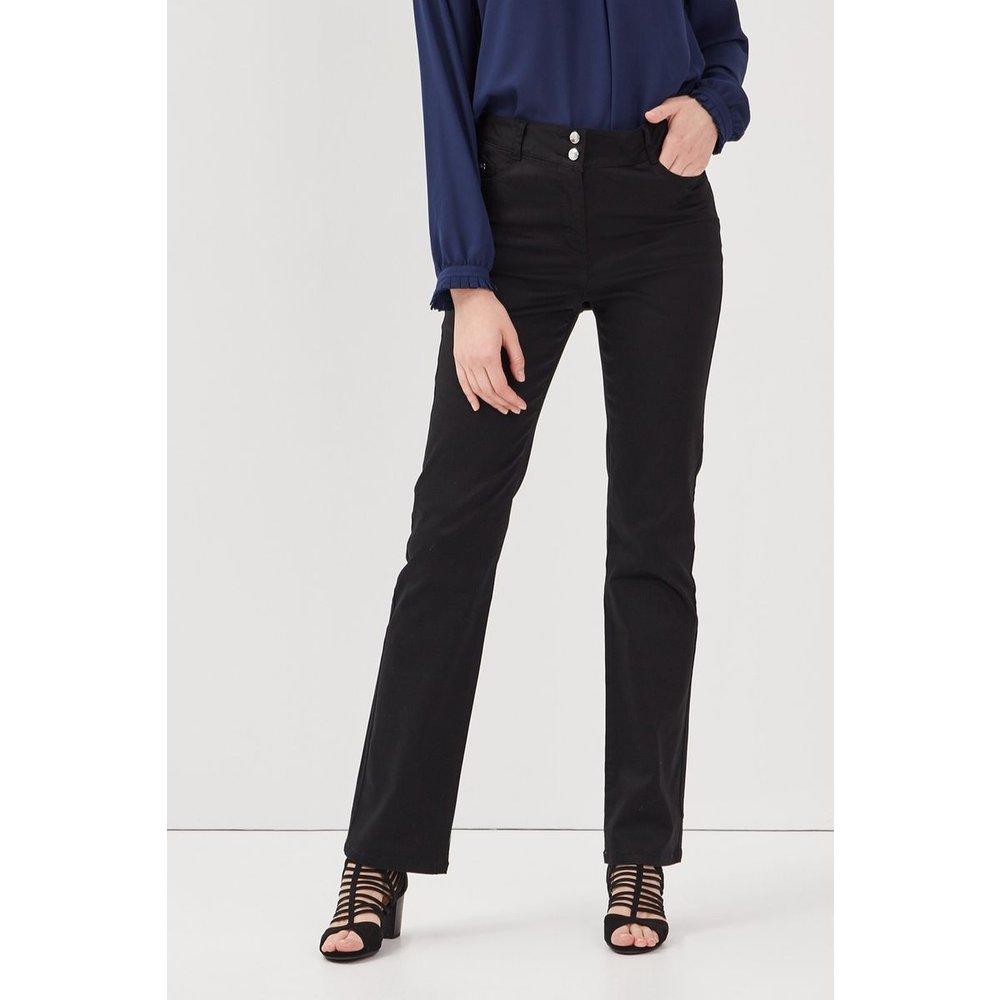 Pantalon droit taille haute - BREAL - Modalova