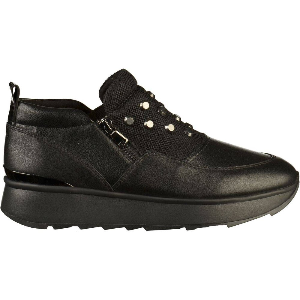 Sneaker Imitation cuir/Mesh - Geox - Modalova