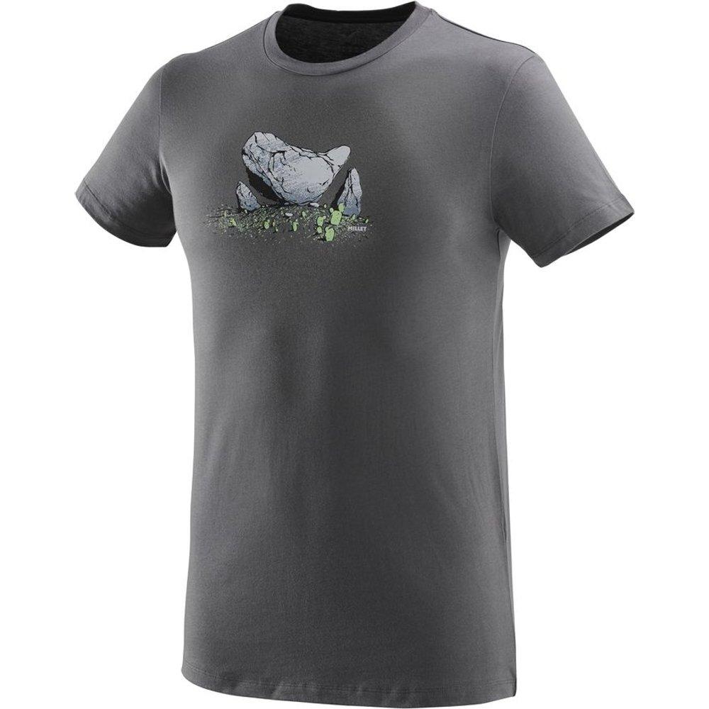 Tee-shirt tee-shirt BOULDER DREAM - Millet - Modalova