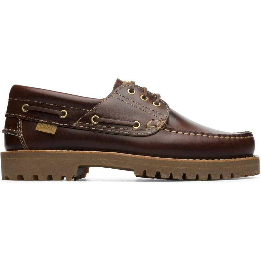Chaussures bateau cuir NAUTICO - Camper - Modalova
