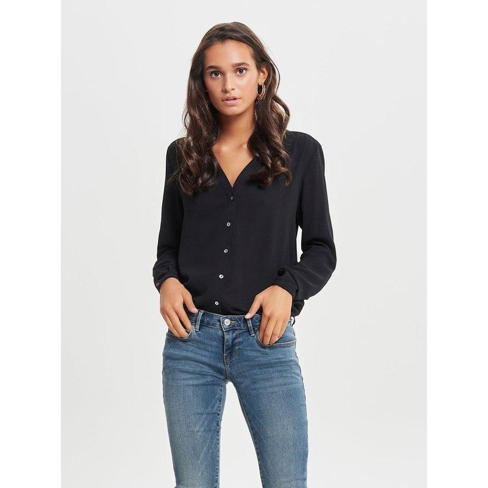Chemise à manches longues Ample - Only - Modalova