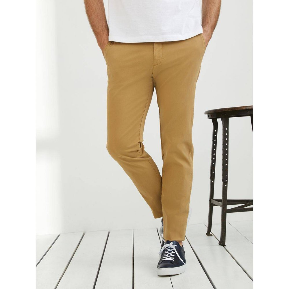 Chino Slim Fit Homme - Le Light - CYRILLUS - Modalova