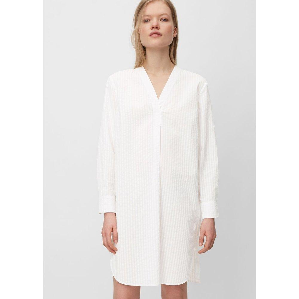 Robe-chemise en pur coton - Marc O'Polo - Modalova