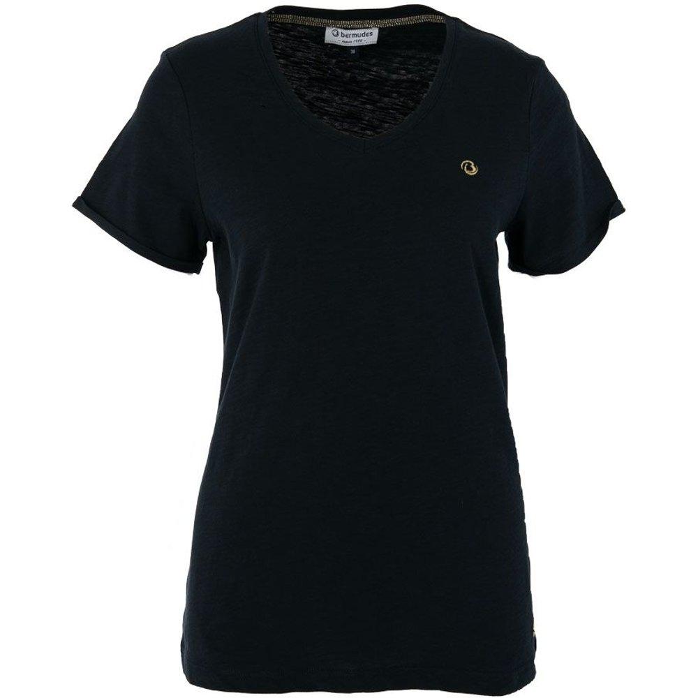 T-shirt uni CHICAGO - BERMUDES - Modalova