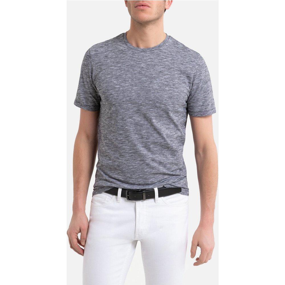 T-shirt rayé col rond manches courtes - LA REDOUTE COLLECTIONS - Modalova