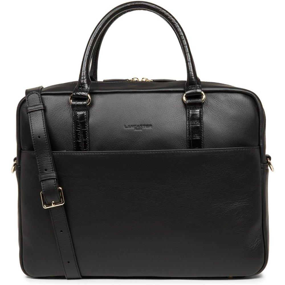 Sac porte-documents en cuir BUSINESS - Lancaster - Modalova