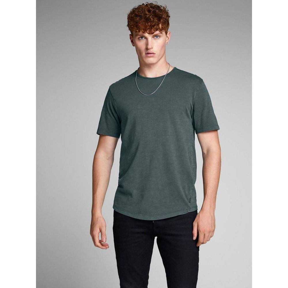 T-Shirt Délavé - jack & jones - Modalova