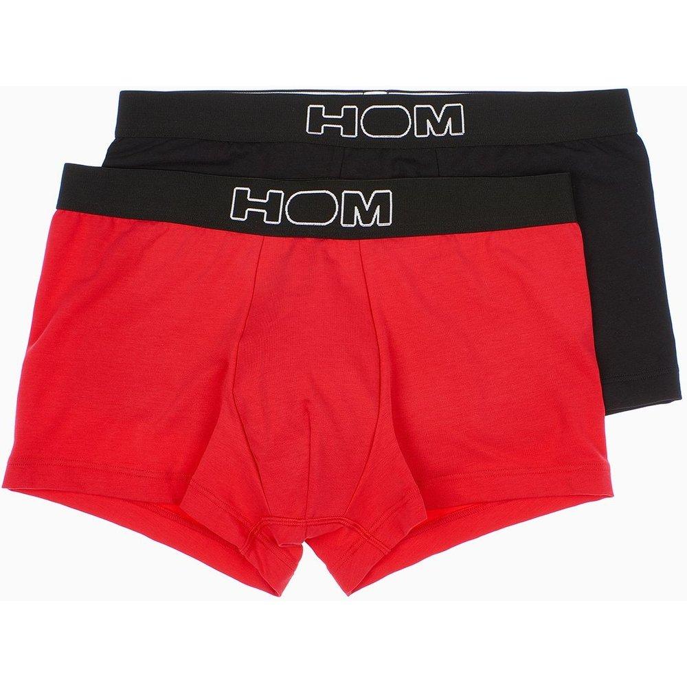 Lot de 2 boxers Colorful - HOM - Modalova
