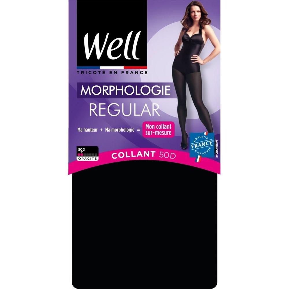 Collant Opaque Morphologie 50D - WELL - Modalova