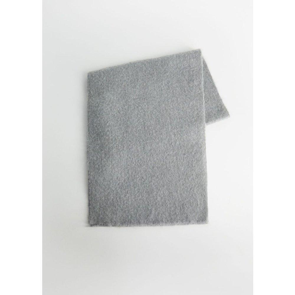 Écharpe en laine - Mango - Modalova