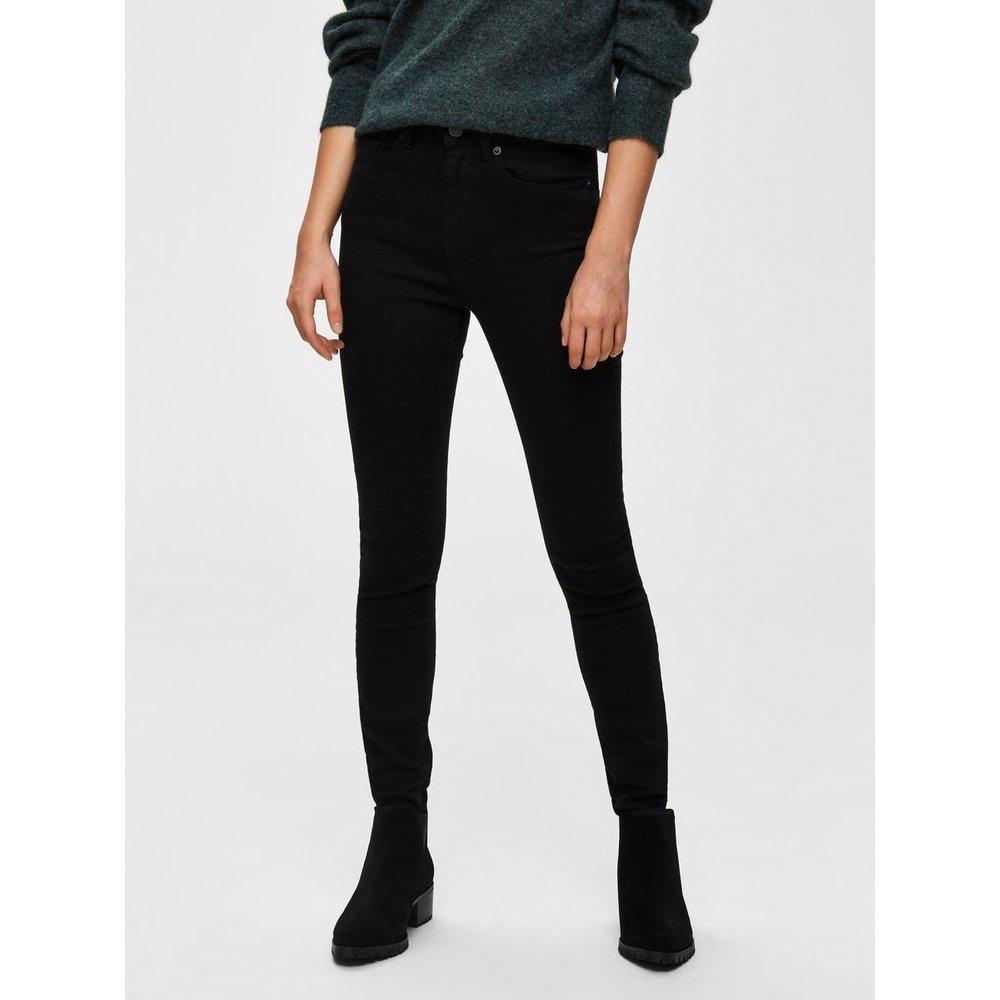 Jean skinny High waist  - Selected Femme - Modalova