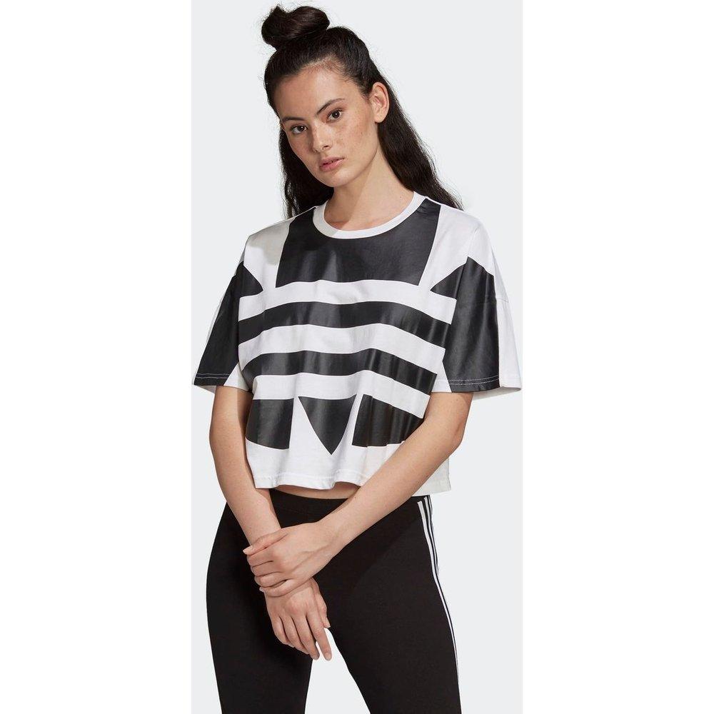 T-shirt Large Logo - adidas Originals - Modalova