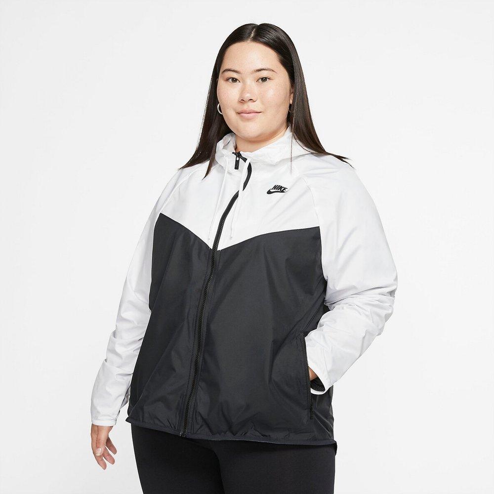 Veste coupe-vent à capuche - Nike - Modalova