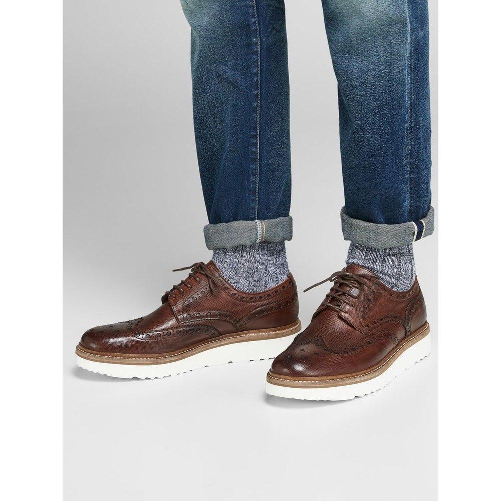 Chaussures habillées Sportives semelle en caoutchouc - jack & jones - Modalova