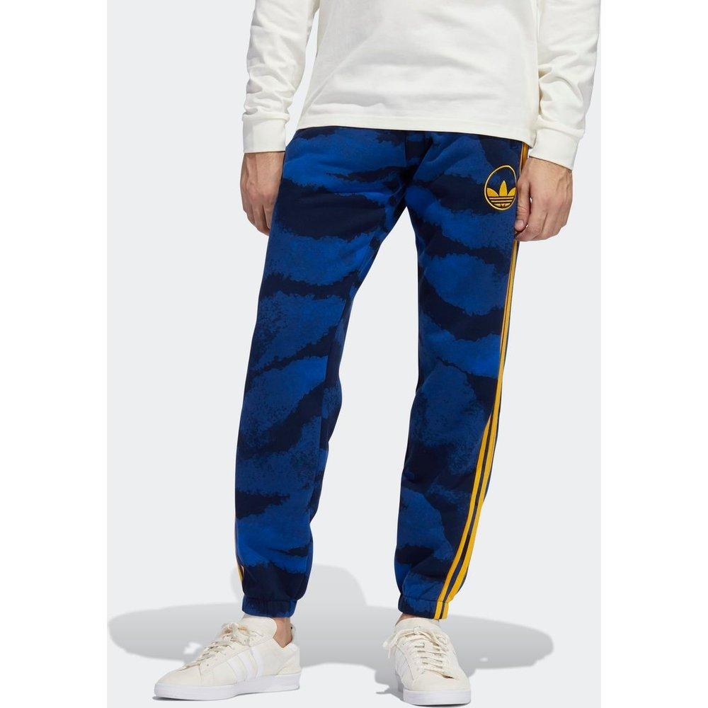 Pantalon de survêtement Zebra Allover Print - adidas Originals - Modalova