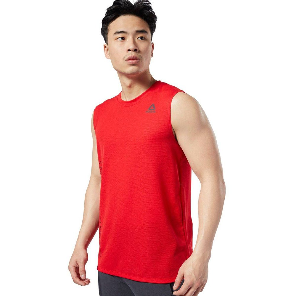 T-shirt sans manches LES MILLS® BODYPUMP® - REEBOK SPORT - Modalova