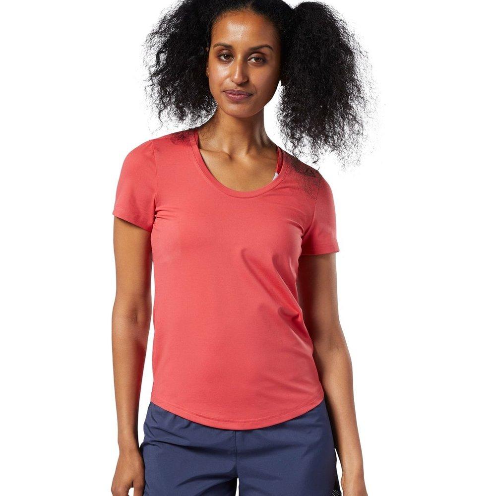T-shirt manches courtes col rond - Reebok - Modalova