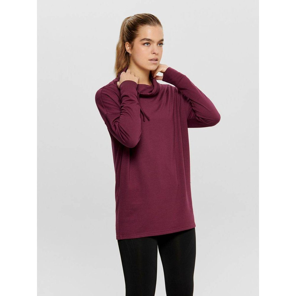 Sweat-shirt Long - Only Play - Modalova